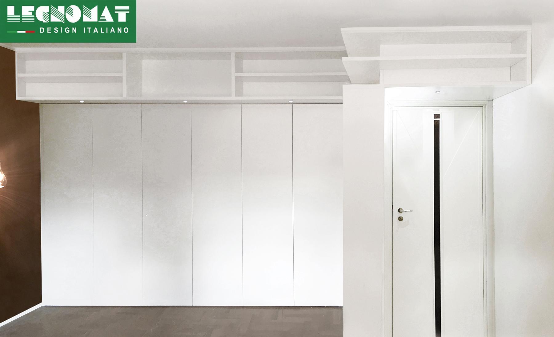 Armadi design moderno armadio moderno camera da letto - Mobili su misura roma ...