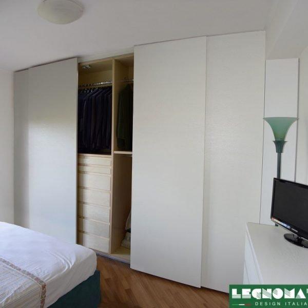armadi su misura roma legnomat design italiano