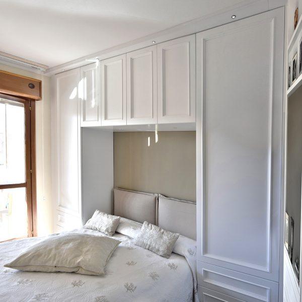 Camere da Letto su Misura Roma - Legnomat Design Italiano