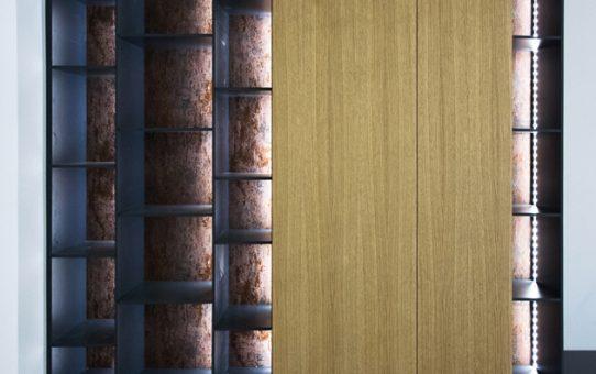 parete attrezzata soggiorno