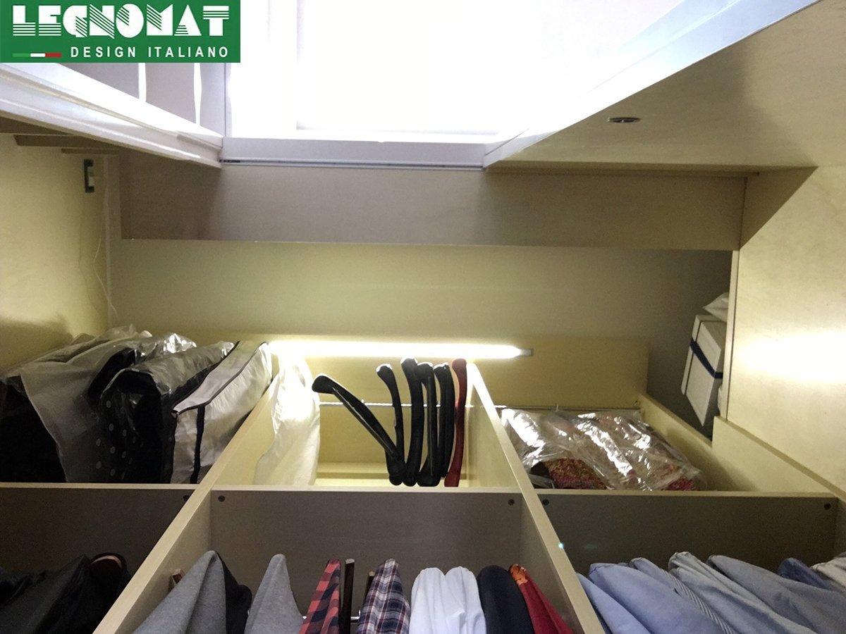 Le cabine armadio su misura idee per il design della casa - Cabina armadio su misura ...