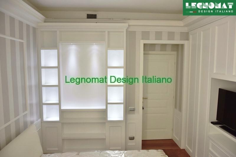 camere da letto su misura roma - legnomat design italiano ... - Camera Da Letto Su Misura