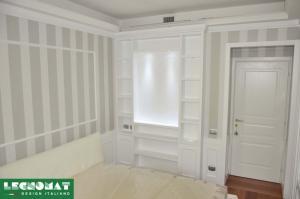 Camere da letto su misura roma legnomat design italiano