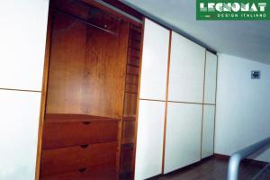 Camere da letto su misura - Legnomat