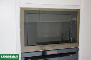 PARTICOLARE FORNO DIGITALE FRANKE TOUCH SCREEN