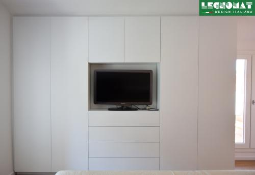 Armadi per Mansarde - Legnomat Design Italiano
