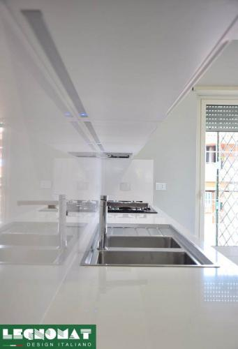 Cucina Moderna su Misura - Legnomat Design Italiano