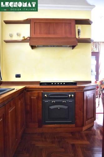 Cucina su Misura - Legnomat Design Italiano