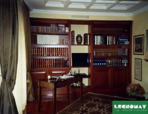 Libreria Classica su Misura - Legnomat