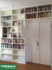 Librerie su Misura Roma - Legnomat