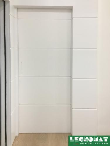Porte Moderne Su Misura - Legnomat Design Italiano